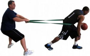 basketball quickness training