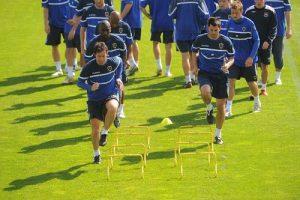 soccer quickness drills