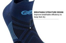 running socks with ankle support